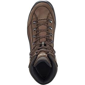 Lowa Renegade GTX Zapatillas Mid Hombre, espresso/brown